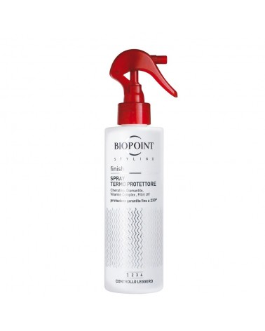Biopoint Styling Finish Spray Termo Protettore 200 ml