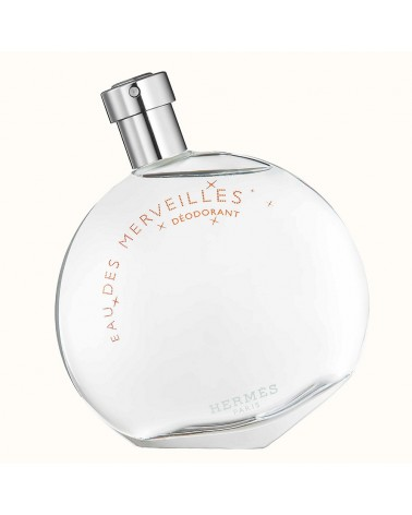 Hermes Eau Des Merveilles Deorant Spray 100 ml