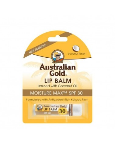 Australian Gold PROTEZIONI SOLARI Spf 30 Lip Balm Blister 4,2gr