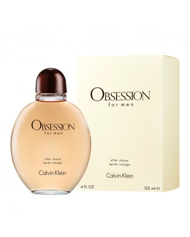 Calvin Klein | OBSESSION FOR MEN | After Shave Lotion 125ml
