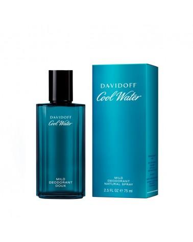 Davidoff COOL WATER MAN Mild Deodorant Spray 75ml