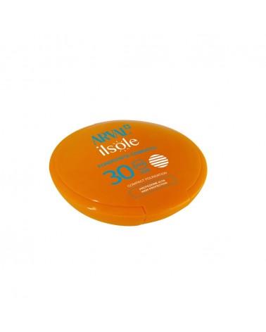 Arval ILSOLE Fondotinta Compatto SPF30 Colore 3