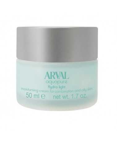 Arval - AQUAPURE - Hydra Light Crema idratante Pelli Miste..