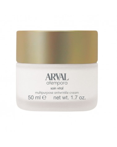Arval ATEMPORA Soin Vital Crema Antirughe Multifunzione 50ml