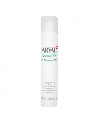 Arval PURACTIVA Bio Balancing Cream Seboequilibrante 50ml