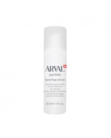 Arval SURVIVA Special Eyes and Lips Siero Contorno Occhi 30ml