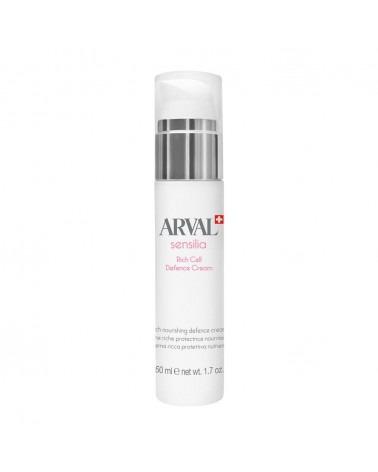 Arval | SENSILIA | Rich Cell Defence Cream 50ml