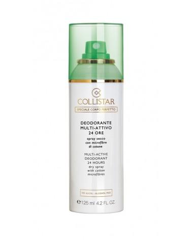 Collistar Deodorante Multi Attivo 24H Spray Secco 125ml