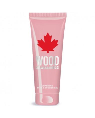 Dsquared2 WOOD POUR FEMME Bath & Shower Gel 200ml