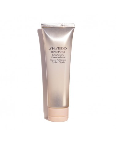 Shiseido Benefiance Wrinkle Resist 24 Extra Creamy Cleansing Foam 125ml