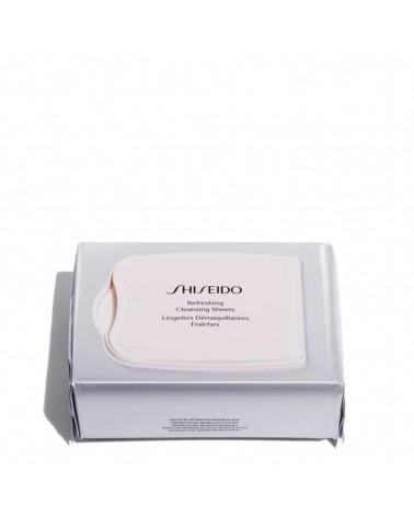Shiseido Refreshing Cleansing Sheets 30pz