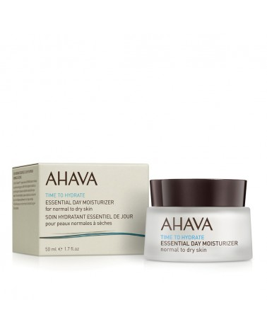 Ahava TIME TO HYDRATE Essential Day Moisturizer Normal Dry 50ml