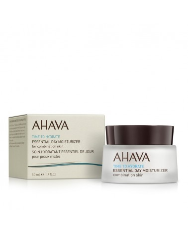 Ahava TIME TO HYDRATE Essential Day Moisturizer Combination 50ml