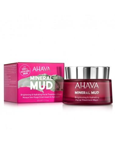 Ahava MASK Brightening Hydrating Facial Treatment Mask 50ml