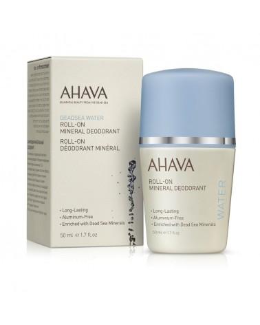 Ahava DEADSEA WATER Mineral Deodorant Roll On 50ml