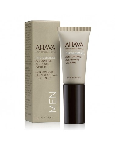 Ahava TIME TO ENERGIZE Age Control All in One Eye Care 15ml