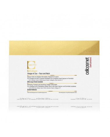 CELLCOSMET SWITZERLAND CellEctive Cellcollagen Face and Neck