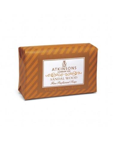 Atkinson Sandal Wood Sapone 125g