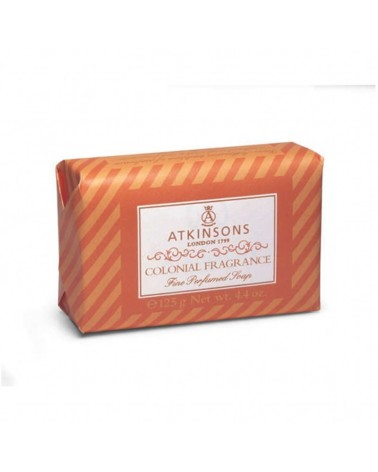 Atkinson Colonial Fragrance Sapone 125g