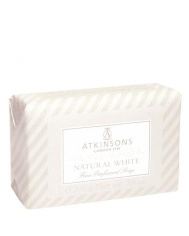 Atkinson Natural White Sapone 200g