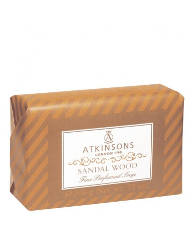 Atkinson Sandal Wood Sapone 200g