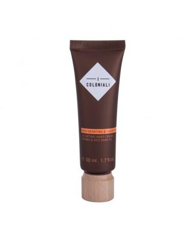 I Coloniali Myrrh & Rice Oil Regenerating & Velveting Crema Mani 50ml