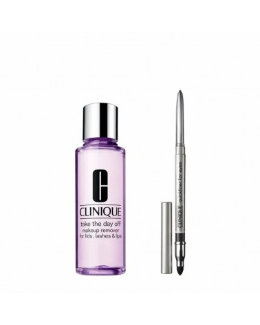 Clinique DETERGENZA Take the Day Off Makeup Remover Gift Set