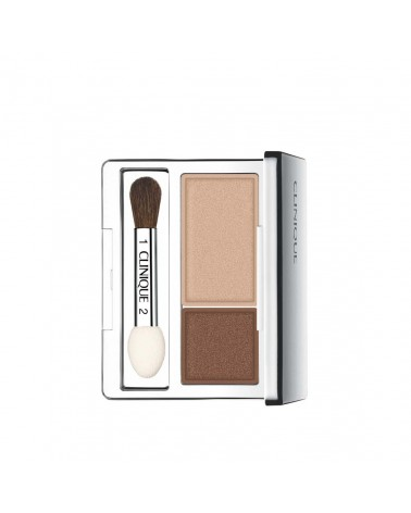 Clinique OMBRETTI All About Shadow Duo 01 Like Mink