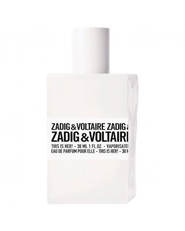 Zadig&Voltaire THIS IS HER! Eau de Parfum 30ml