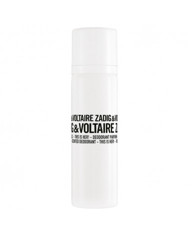 Zadig&Voltaire THIS IS HER! Scented Deodorant 100ml