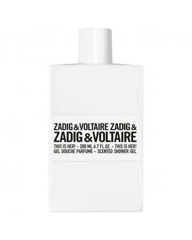 Zadig&Voltaire THIS IS HER! Shower Gel 200ml