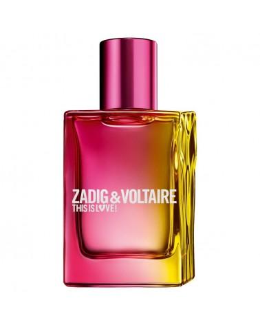 Zadig&Voltaire THIS IS LOVE! POUR ELLE Eau de Parfum 30ml