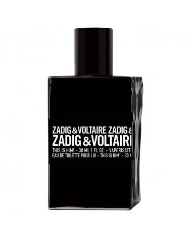 Zadig&Voltaire THIS IS HIM! Eau de Toilette 30ml