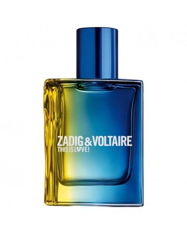 Zadig&Voltaire THIS IS LOVE! POUR LUI Eau de Toilette 30ml