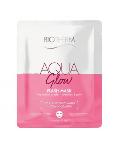 Biotherm AQUASOURCE Aqua Glow Flash Mask 31g