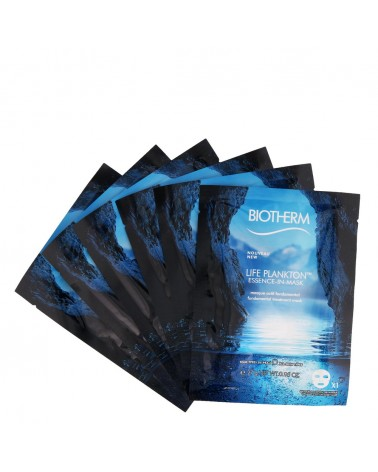 Biotherm LIFE PLANKTON Essence in Mask 6 x 27ml