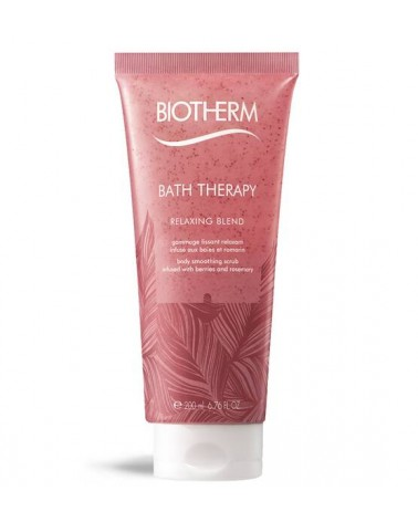 Biotherm CORPO Bath Therapy Relaxing Blend Gommage 200ml