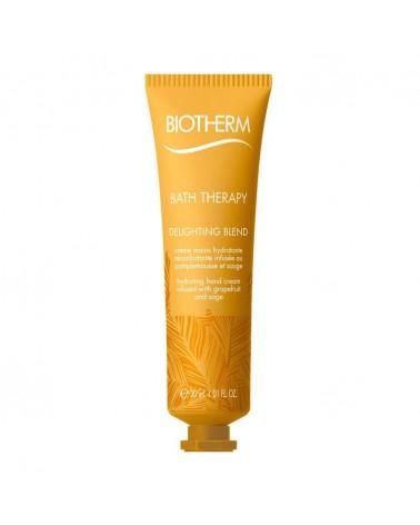 Biotherm CORPO Bath Therapy Delighting Blend Crème Mains Hydratante 30ml