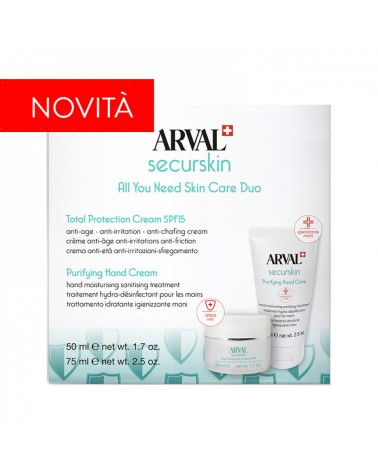 Arval Securskin All You Need Skin Care Duo