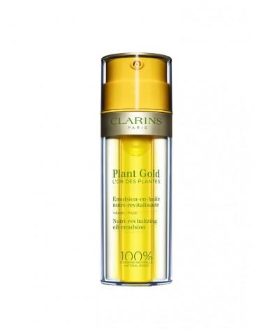 Clarins OLI VISO Plant Gold L'Or Des Plantes Olio Viso Nutriente 35ml