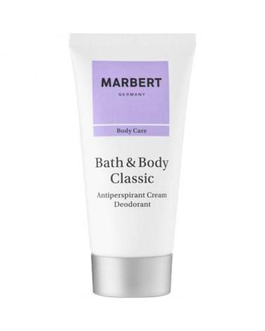 Marbert CORPO Antiperspirant Cream Deodorant 50ml