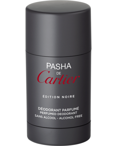 Cartier Pasha De Cartier Edition Noire Perfumed Deodorante Stick 75 gr
