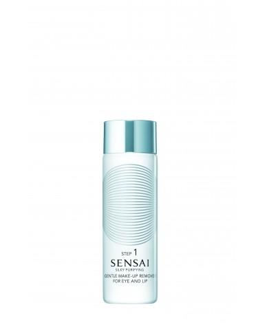 Sensai SILKY PURIFYING Gentle Make Up Remover for Eye & Lip 100ml