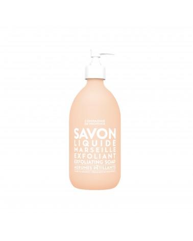 Compagnie de Provence Savon Liquide Marseille Exfoliant 300 ml