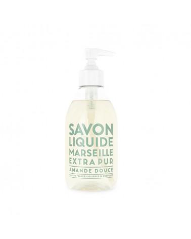 Compagnie de Provence Savon Liquide Marseille Extra Pur Amande Douce 300 ml