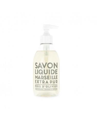 Compagnie de Provence Savon Liquide Marseille Extra Pur Bois d'Olivier 300 ml