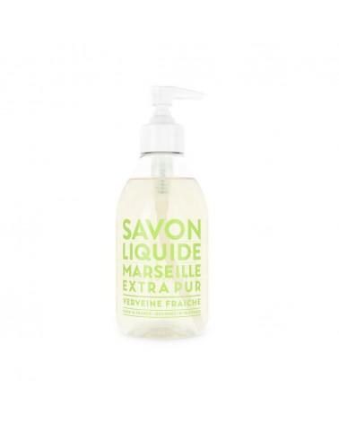 Compagnie de Provence Savon Liquide Marseille Extra Pur Verveine Fraiche 300 ml