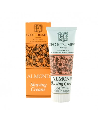 F. Trumper Almond Soft Shaving Cream 75 ml