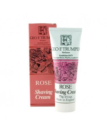 Geo.F. Trumper Rose Soft Shaving Cream 75 ml