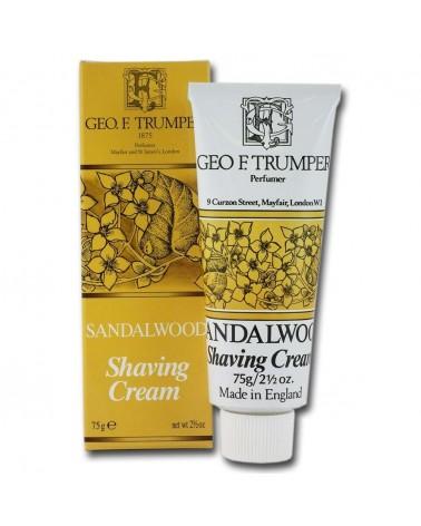 Geo.F. Trumper Sandalwood Soft Shaving Cream 75 ml